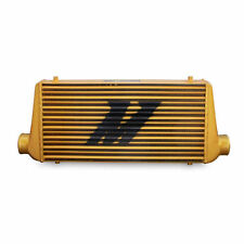 Mishimoto M-Line Universal Alloy Intercooler - Gold