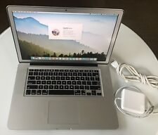 "Apple MacBook Pro A1286 15"" Laptop 2011 Quad Core i7 2.4GHz Matte Res 1680x1050"