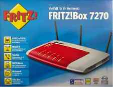 AVM FRITZ!Box Fritzbox Fritz Box WLAN 7270 V.3 DSL Router VOIP DECT ISDN USB !