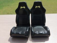 JADA 1/24 ERTL 1/18 SCALE BUCKET SEATS FOR MUSCLE CARS OR TRUCKS SEE DETAILS