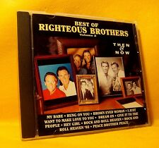 CD The Righteous Brothers Best Of Vol.2 10TR 1991 Rock & Roll Soft Pop Rock Soul