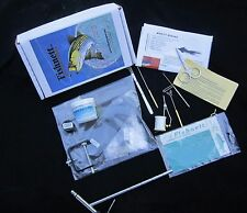 KIT, FLY TYING TOOLS & MATERIAL NEW BY FISHNETT KMT01
