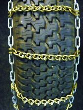 American Weed V-Bar 1217 Tire Snow Winter Chains USA Passenger Car Auto 13 14 15