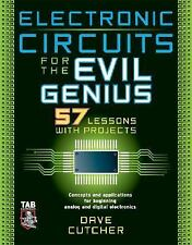 Electronic Circuits for the Evil Genius-ExLibrary