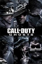 2013 ACTIVISION CALL OF DUTY GHOSTS TEAM POSTER  NEW 22x34 FREE SHIPPING