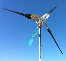 Royaume-uni PREPERS wind turbine 3+ pales dc +10 watt militaires solar + power watt meter