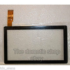"Pantalla Táctil para Tablet Szenio 7"" 1207C4 Digitalizador Negro"