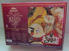 Badger Model 350-6 Complete Airbrush Craft Set Single Action External Mix