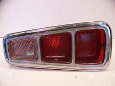 1968 DODGE CORONET RH TAIL LIGHT LENS & HOUSING SUPER BEE 440