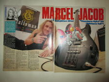 Marcel Jacob Talisman Mariah Carey Mandy Smith Theresa Russell clippings Sweden