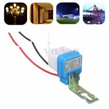 Automatic Auto On Off Light Switch Photo Control Sensor for AC 220V 10A 50-60HZ