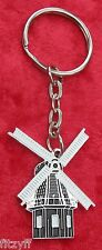 Windmill Key Ring Keyring MIll Gift Souvenir
