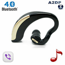 V4.0 Stereo Wireless Bluetooth Headset for Motorola Moto G E X Samsung LG HTC