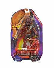 "NECA PREDATORS Series 10 LAVA PLANET PREDATOR 7"" Action Figure Kenner 2013 NEW"