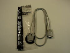 Standard 6-Ft Data VGA Cable M/F Mouse Monitor Extension 128-06