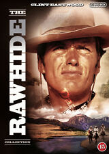 The Rawhide Collection NEW PAL Series 22-DVD Set Thomas Carr Clint Eastwood