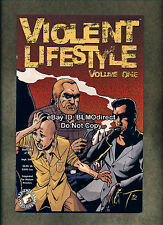 HTF 2000 Violent Lifestyle 1 NM- Retailer Review Edition Mad American Daniel Way