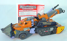 LANDMINE~ Transformers ENERGON~ 100% Complete~ Command Class~ 2003