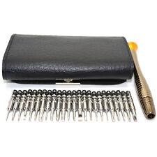 Multi-Purpose Precision Screwdriver Wallet Set Repair Tools 25 In 1 MI