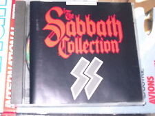 CD Black Sabbath  Sabbath Collection