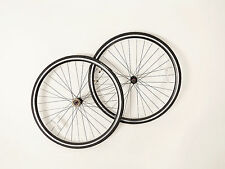 Fixed gear Bike Wheels, 700c Fixed gear, Triple Wall, with FREE WHEEL and fixed