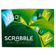 Scrabble Original Board Game Brand New