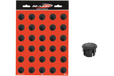 MASSI Ends for handlebar KIT 30u BLACK