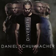 Diversity von Daniel Schuhmacher (2013), Neu OVP, CD