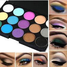 15 couleurs Pro fard à paupières Palette De Maquillage produits de beauté