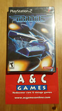 Gradius V PS2 Sony Playstation 2 New Factory Sealed NTSC-U/C