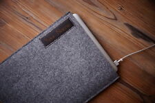 "Apple MacBook AIR 13"" Feltro Custodia Cover a Manicotto Borsa - Con Tuo Pelle"