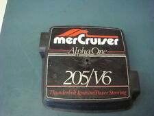 Mercruiser Alpha One -- 205/V6  Engine Spark Arrestor/Carb Cover