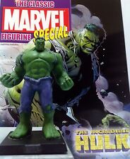Classic Marvel Figurine Collection HULK SPECIAL  VERY RARE SALE!!