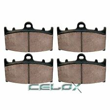 Front Brake Pads For Kawasaki ZZR1100ZX 1990 1991 1992 1993 1994 1995 1996-1998