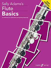 Flute Basics Pupils NEW EDITION Instrumental Solo Learn to Play FABER Music BOOK