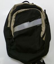 LL Bean Small Black Sling Crossbody Back Pack Shoulder Bag One Strap Nylon Kids