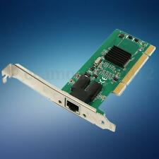 Gigabit Ethernet LAN Low Profile PCI Network Controller Card Module 10/100/1000