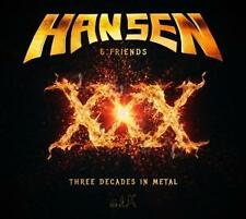 KAI HANSEN - XXX - Three Decades In Metal -- CD  NEU & OVP  16.09.2016