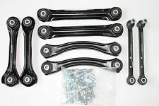 9 pieces Suspension Arm Kit rear MERCEDES-BENZ W201 W202 W210 W124 C Class CLK