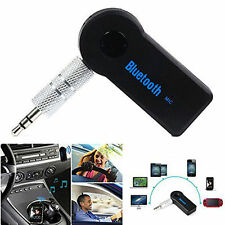 Auto Bluetooth 3,5mm Wireless AUX Empfänger Adapter Dongle Musik Audio Stereo