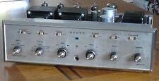 HH Scott 222D Vintage Stereo Tube Amplifier Serviced Excellent! 222-D