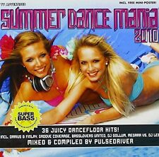 Pulsedriver Summer dance mania 2010 (mix) [2 CD]