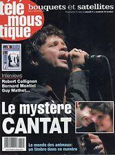télé moustique N°4053 bertrand cantat will smith 2003