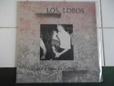 ROCK'N'ROLL TEX MEX LOS LOBOS AND THE TIME TO DANCE