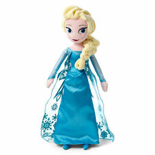 "Disney Princess Elsa Doll Medium 20"" Plush Toy"