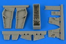 Aires 1/48 McDonnell F-4J/S Phantom II Wheel Bay # 4681