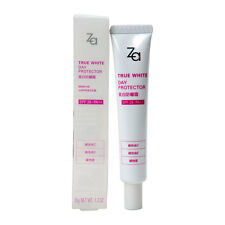 ZA NEW YORK TRUE WHITE DAY PROTECTOR SUNSCREEN SPF26 PA++ SHISEIDO