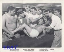 Tony Curtis barechested VINTAGE Photo All American