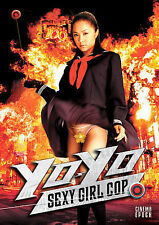 Yo-Yo Sexy Girl Cop [DVD] (2008) *New DVD*