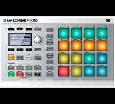 Native Instruments Maschine Mikro MK2 (White)
